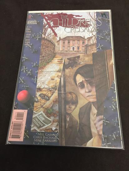 DC/Vertigo Comics, The Children's Crusade #1 of 2-Comic Book