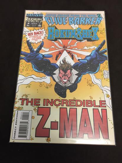 Marvel Comics, Hokum & Hex #4-Comic Book