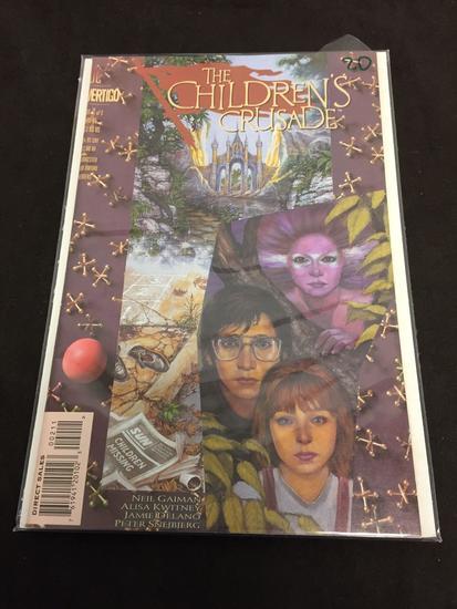 DC/Vertigo Comics, The Children's Crusade #2 of 2-Comic Book