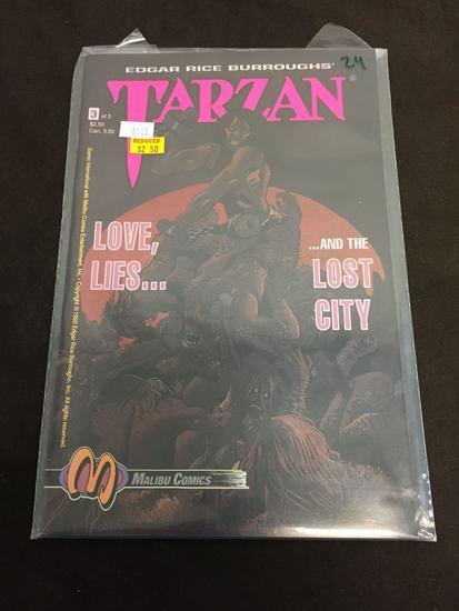 Malibu Comics, Tarzan #3-Comic Book