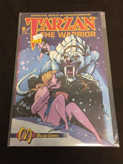 Malibu Comics, Tarzan The Warrior #3-Comic Book