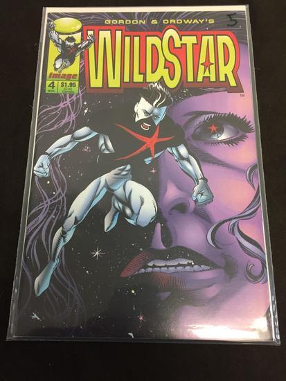 Image Comics, Wildstar #4-Comic Book