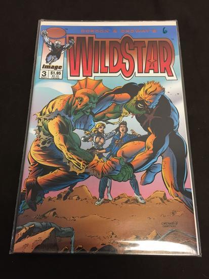 Image Comics, Wildstar #3-Comic Book