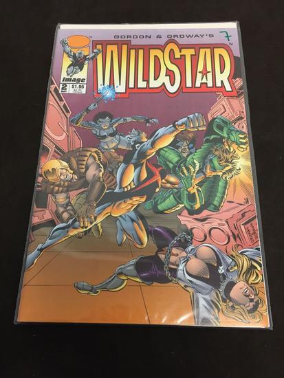 Image Comics, Wildstar #2-Comic Book