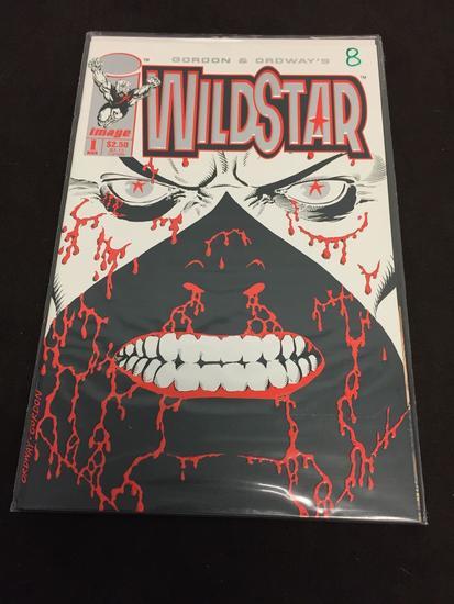 Image Comics, Wildstar #1-Comic Book