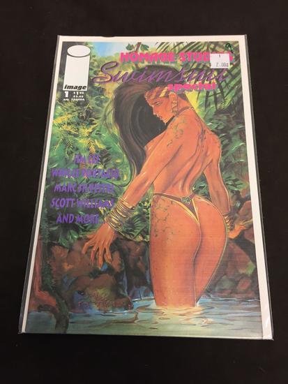 Image Comics, Homage Studios Swimsuit Special #1-Comic Book