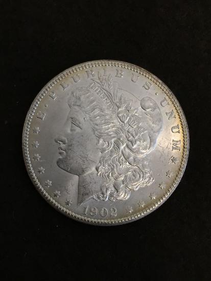 AU Condition Or Better - 1902-O United States Morgan Silver Dollar