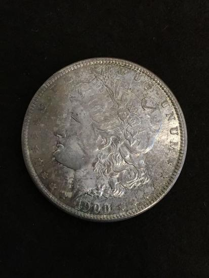 AU Condition Or Better - 1900-O United States Morgan Silver Dollar
