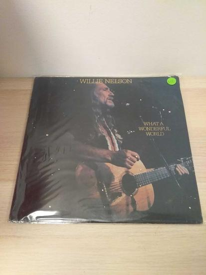 Willie Nelson - What A Wonderful World - LP Record