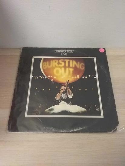 Jethro Tull - Bursting Out Live - LP Record