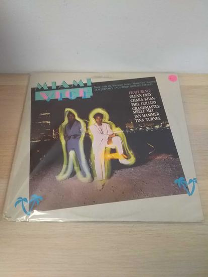 Miami Vice - From TV - LP Record