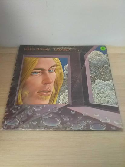 Gregg Allman - Laid Back - LP Record