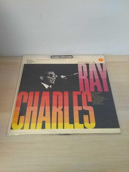 Ray Charles- Spotlight Series - LP Record