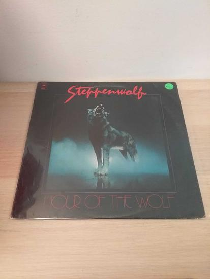 Steppenwolf- Hour Of The Wolf - LP Record