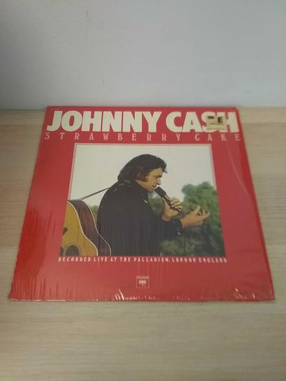 Johnny Cash - Strawberry Cake - LP Record