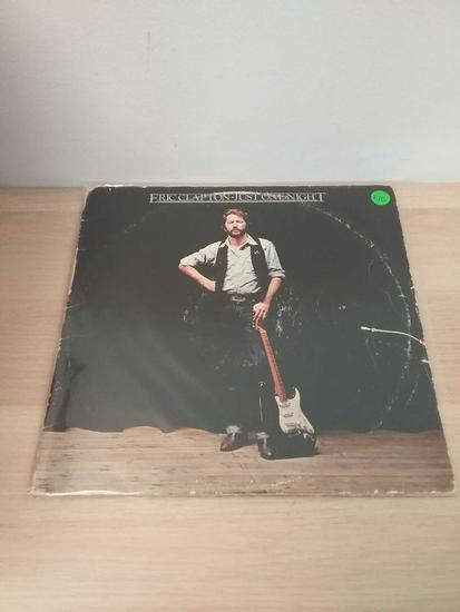 Eric Clapton - Just One Night - LP Record