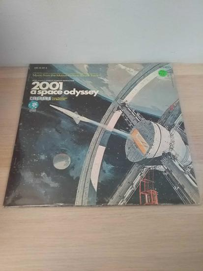 2001 A Space Odyssey - LP Record