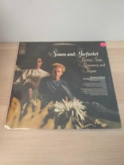 Simon And Garfunkel - LP Record