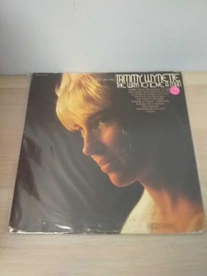 Tammy Wynette - The Ways To Love A Man - LP Record