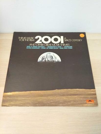 2001 A Space Odyssey Theme - LP Record