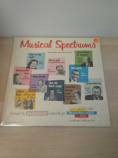 Musical Spectrums - LP Record