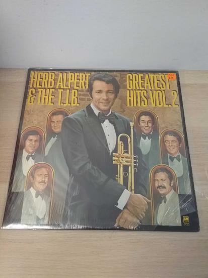 Herb Alpert & The TJB - LP Record