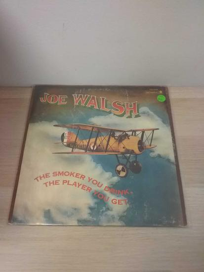 Joe Walsh - The Smoker You Drink, The Player You Get. - LP Record