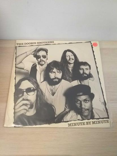 The Doobie Brothers - Minute By Minute - LP Record