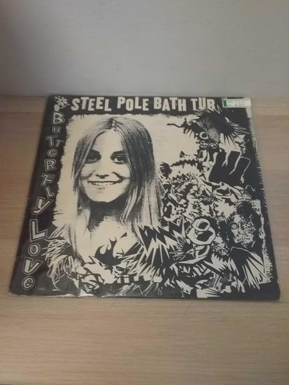 Steel Pole Bath Tub - Butterfly Love - LP Record