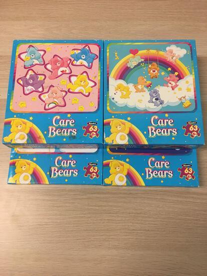 Care Bear 63 Piece Puzzle