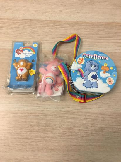 Care Bears Toys and Lunch Box