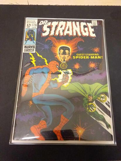 Dr. Strange #179 Comic Book from Estate Collection