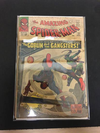 The Amazing Spider-Man #23 Comic Book from Estate Collection