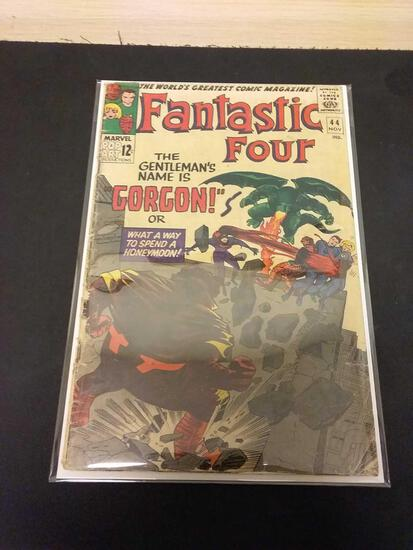 The Fantastic Four #44 Comic Book from Estate Collection