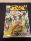 Daredevil #61 Comic Book from Estate Collection