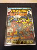 Daredevil and Black Widow #93 Comic Book from Estate Collection