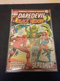 Daredevil and Black Widow #101 Comic Book from Estate Collection