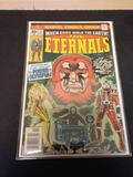 The Eternals #5 Comic Book from Estate Collection