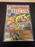 The Eternals #6 Comic Book from Estate Collection