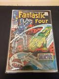 The Fantastic Four #74 Comic Book from Estate Collection