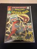 The Amazing Spider-Man Annual #4 Comic Book from Estate Collection