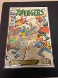 The Avengers #70 Comic Book from Estate Collection