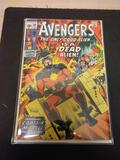 The Avengers #89 Comic Book from Estate Collection