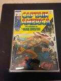 Captain America #121 Comic Book from Estate Collection