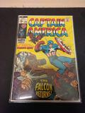 Captain America #126 Comic Book from Estate Collection