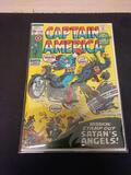 Captain America #128 Comic Book from Estate Collection