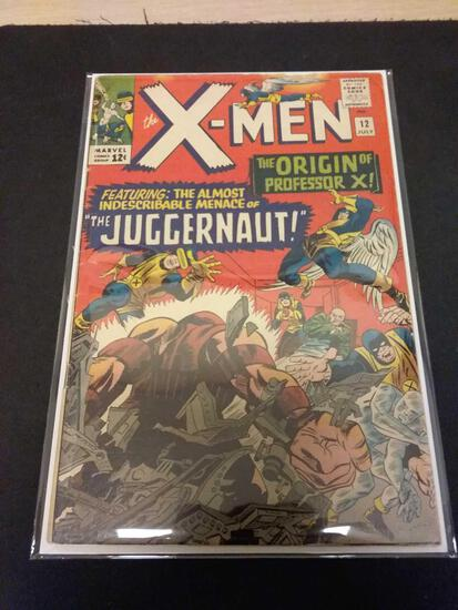The X-Men #12 Comic Book from Estate Collection