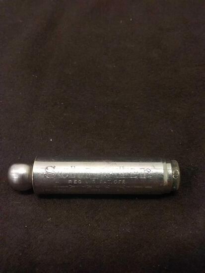 Rare Vintage Schrader Air Gauge Tool