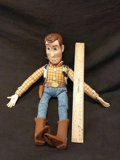Disney Woody Cowboy Sherrif Toy Story Action Figure Doll