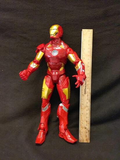 Iron Man 13 Inch Red Action Figure Toy